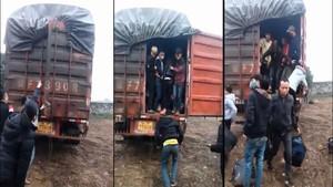 武漢封城影片曝光 有人往中國其它城市「偷渡」