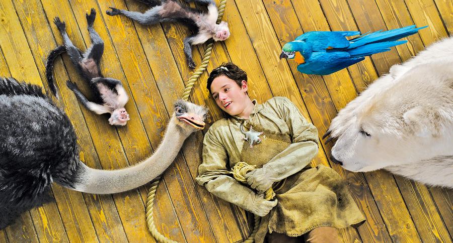 《怪醫D老篤》 趣味電影 活用動物元素