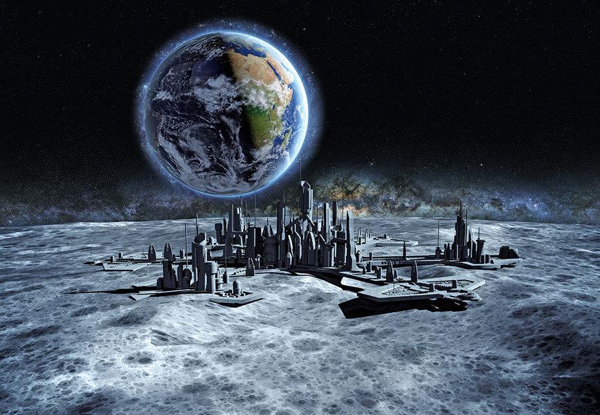 NASA研發用菌絲體在外星『種植』房子