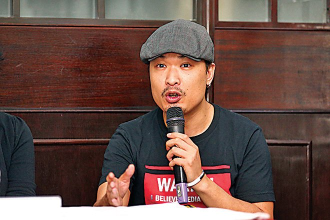 電影監製及演員何駿怡。(大紀元資料圖片)
