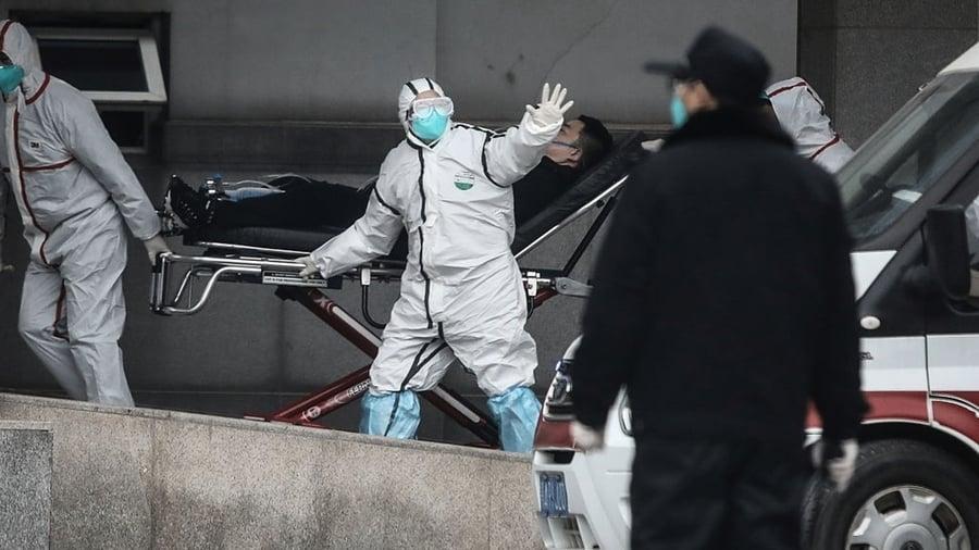 湖北航天醫院醫生冒險實名爆料:發熱人數超十萬