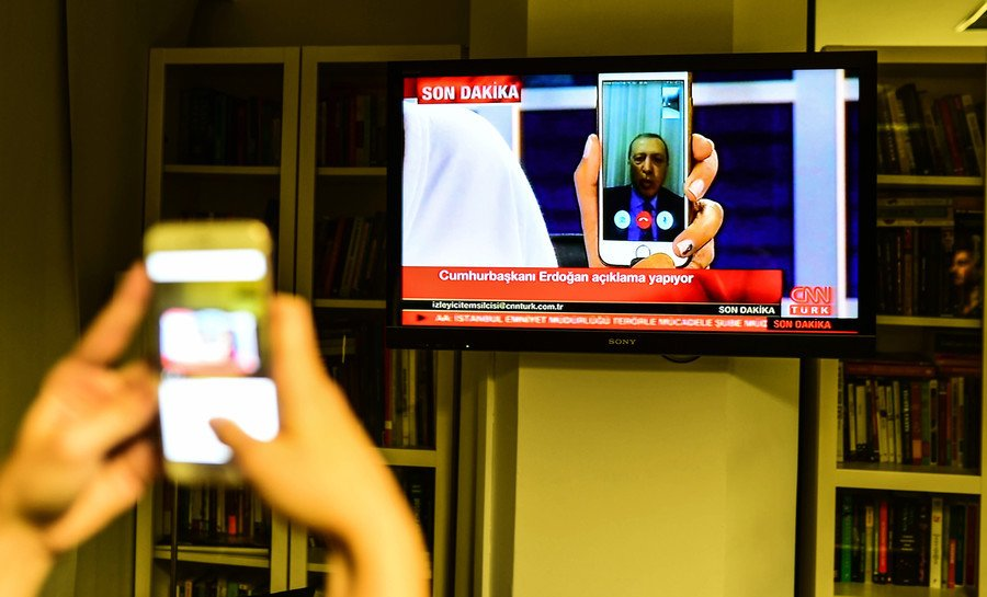 土耳其政變  傳習當局緊急開高層會議