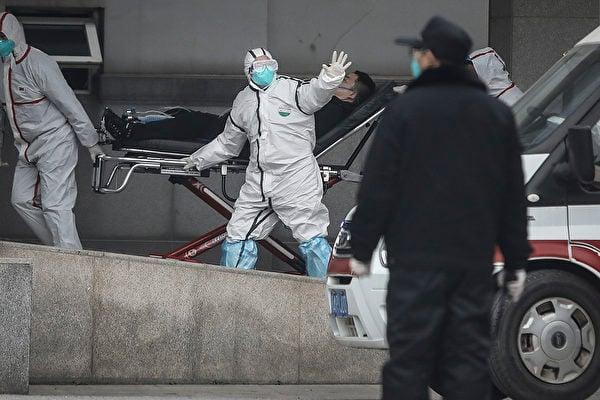武漢肺炎疫情擴散,一發不可收拾。多國安排工具撤離在武漢的外交人員或公民。(Getty Images)