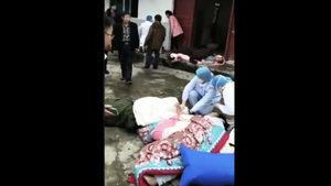 武漢郊區傳槍聲 護士崩潰哀嚎 串門即逮捕