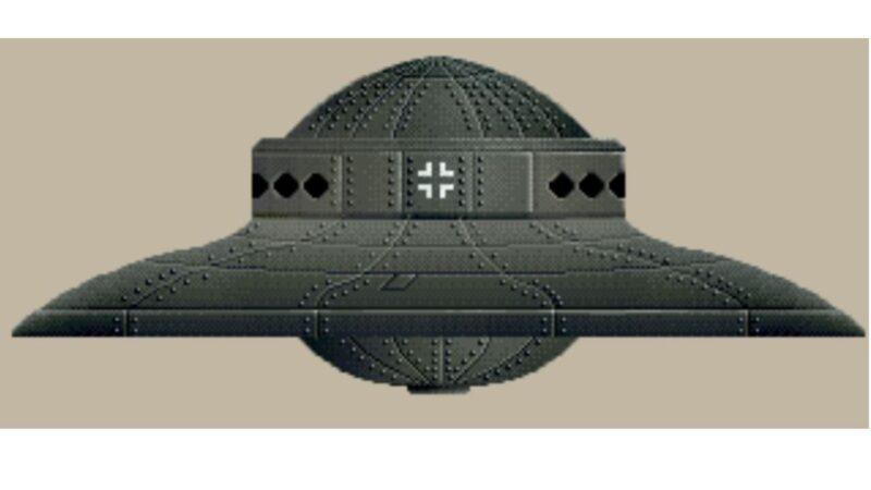 納粹UFO,事實還是虛構?解密的美中情局文件告訴你!