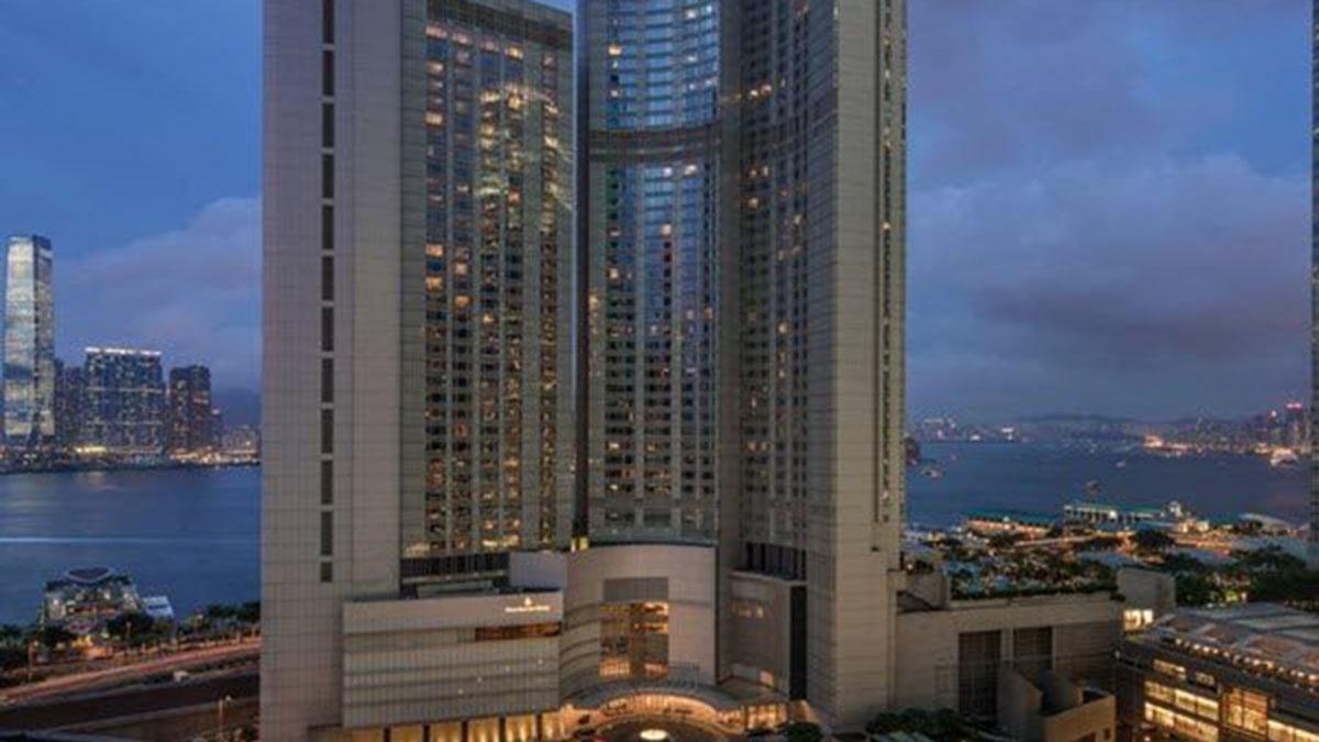 香港四季酒店。(網絡圖片)