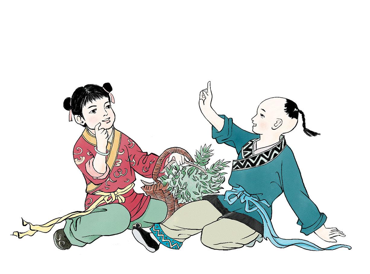 劉邦為了輕裝逃命,曾三次把子女——後來的孝惠帝和魯元公主推下馬車。