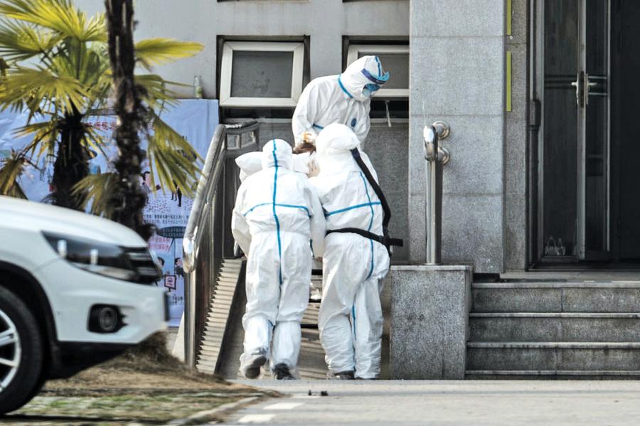中共疾控中心操控試劑盒  控制疫情數據