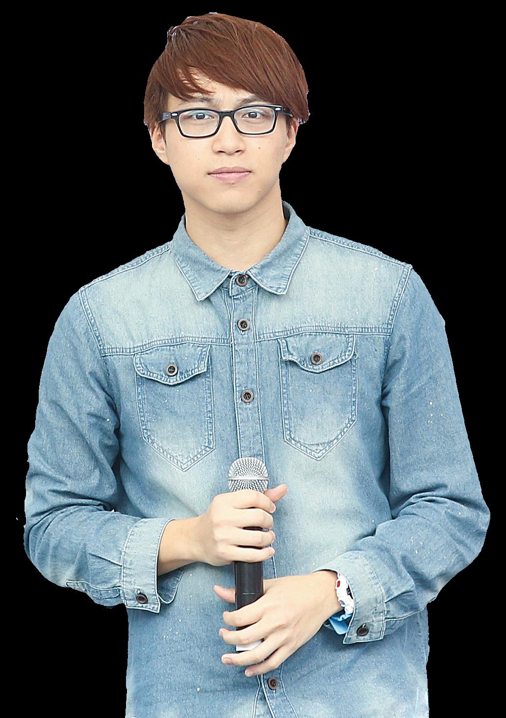 吳業坤忙於籌備演唱會綵排及拍劇。(網絡圖片)