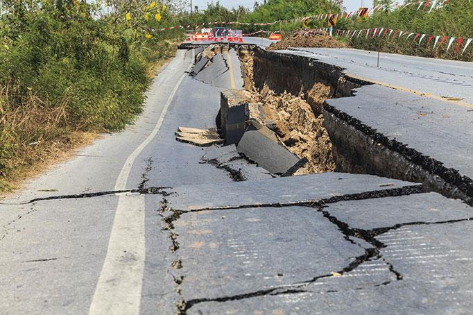 研究首次揭示慢性地震成因