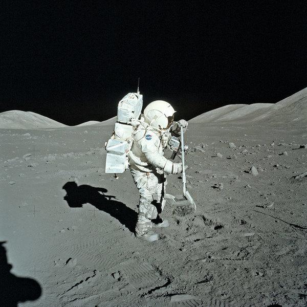 新技術用月球塵埃製造氧氣
