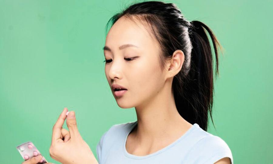 避孕藥可致大腦萎縮 加劇憤怒和抑鬱情緒