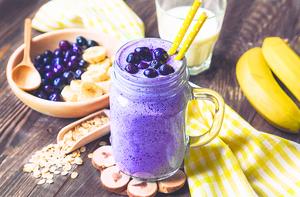 五種營養果昔幫你做體內大掃除