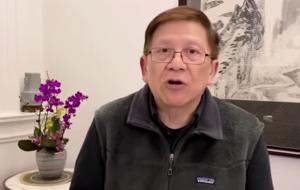 蕭若元:隱瞞疫情是政治命令
