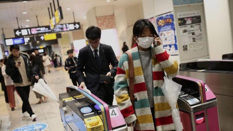 中共肺炎擴散 日本確診20例 撤僑官員驚傳墜樓