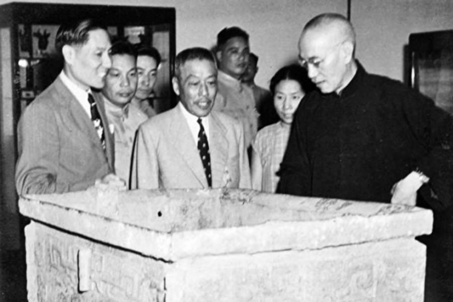 蔣介石運70萬件國寶赴台秘史(下)