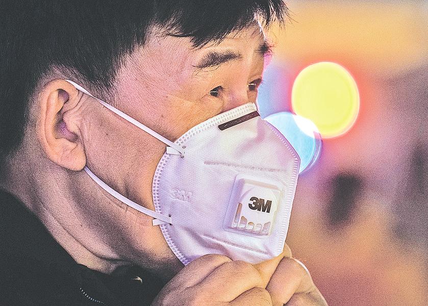 中共是否會放棄 感染病毒的中國人?