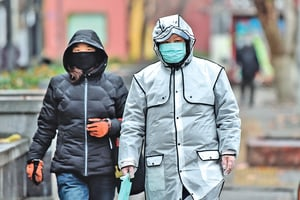 封城一周 武漢市民生活艱難