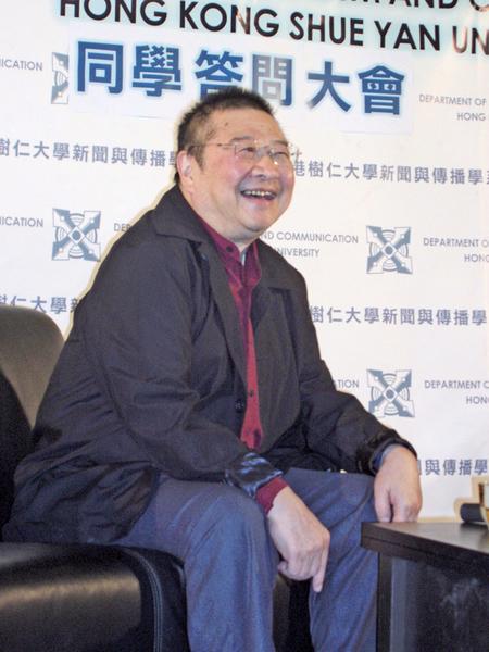 「反共才是愛國」的倪匡