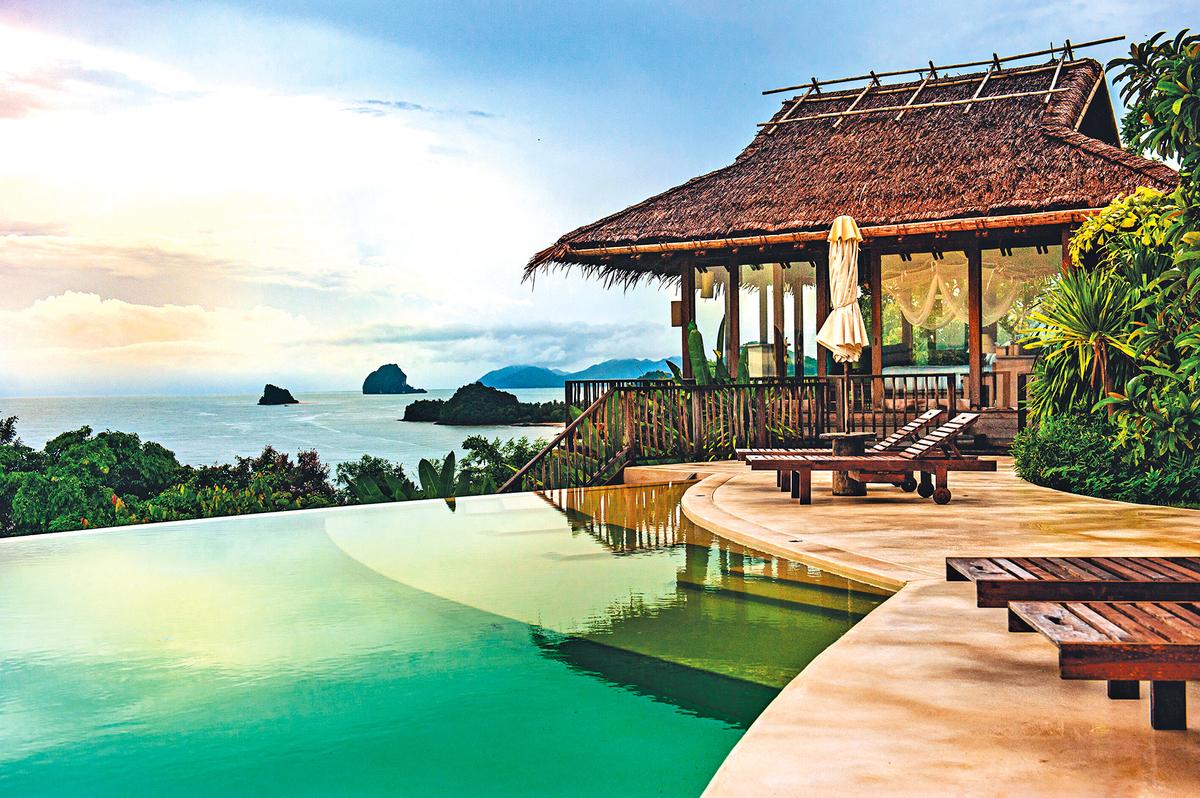 瑤諾島自然淳樸,充滿魅力。