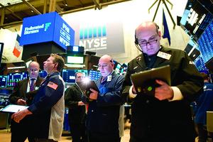 港股美股均止跌反彈 油價則進熊市