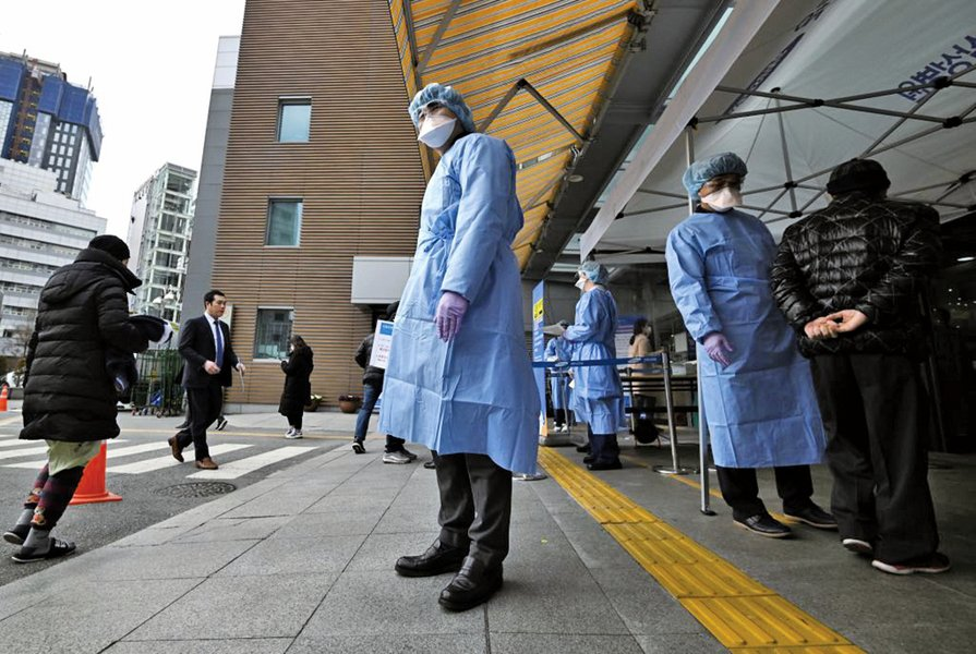 女從泰國回國 成南韓第16例武漢肺炎病例