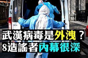 周曉輝:真相難掩 北京欲推武漢病毒研究所頂罪?