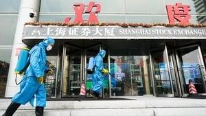 中國超30地封城 上海被「中共肺炎」包圍