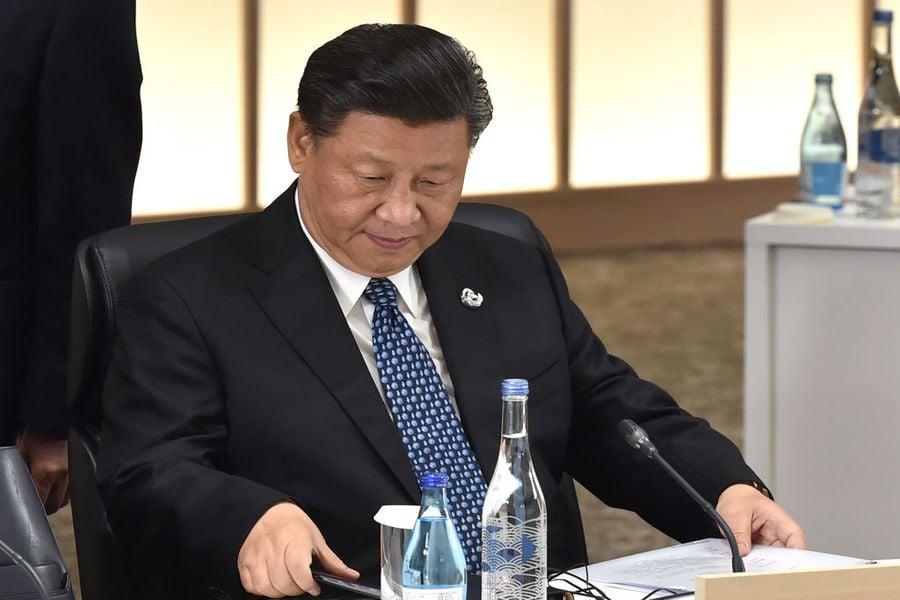 中國國家主席習近平。(Kazuhiro NOGI-Pool/Getty Images)