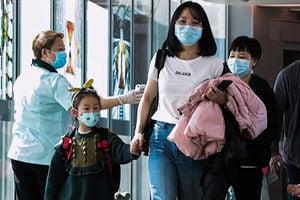 香港發生本地社區傳染爆發 一家三口未返大陸染肺炎