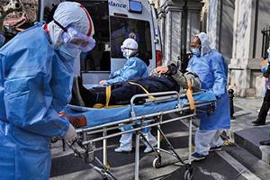 首曝新冠病毒 醫生重症床上披露全過程