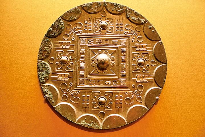 中國古代青銅鏡﹙袁玫/大紀元﹚