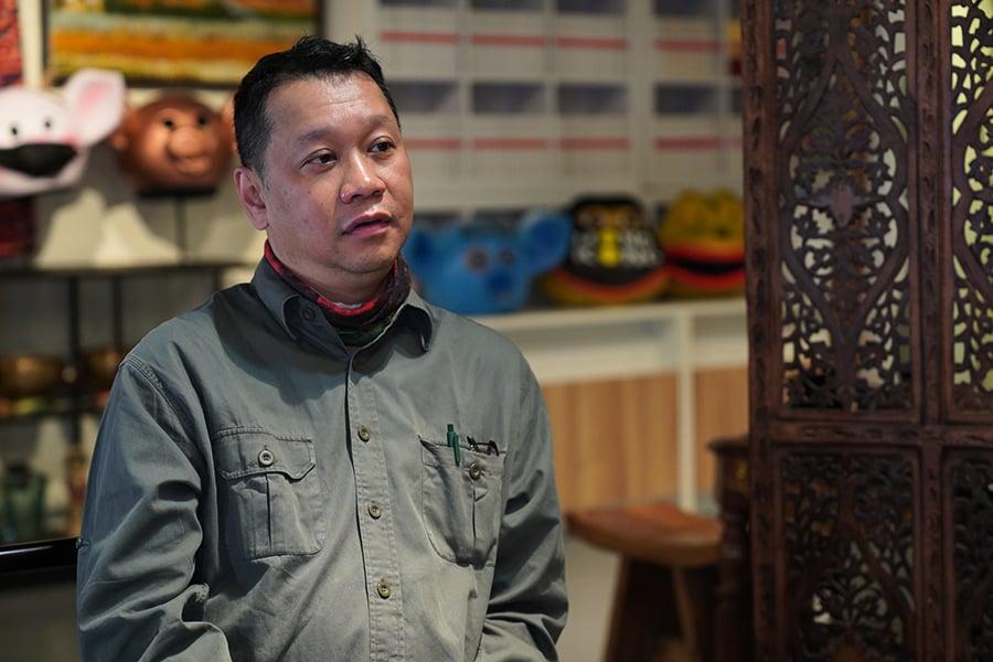 專訪劉細良:新冠狀病毒不及共產黨的病毒