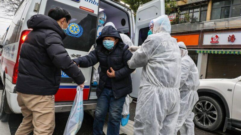美國藥廠吉利德科學公司(Gilead Science)基於人道主義免費向中國民眾提供治療疫情的藥物「瑞德西韋」。然而,武漢病毒研究所,高調宣佈「從保護國家利益的角度出發」搶註該藥在中國的「發明專利」,各界譁然。6日吉利德發言人麥奇爾(Ryan McKeel)回應說,專利申請已在2016年提交。(STR/AFP via Getty Images)