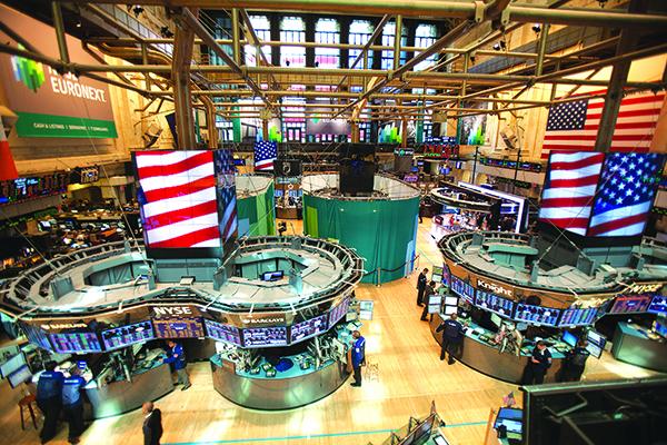 美國股市再創歷史新高