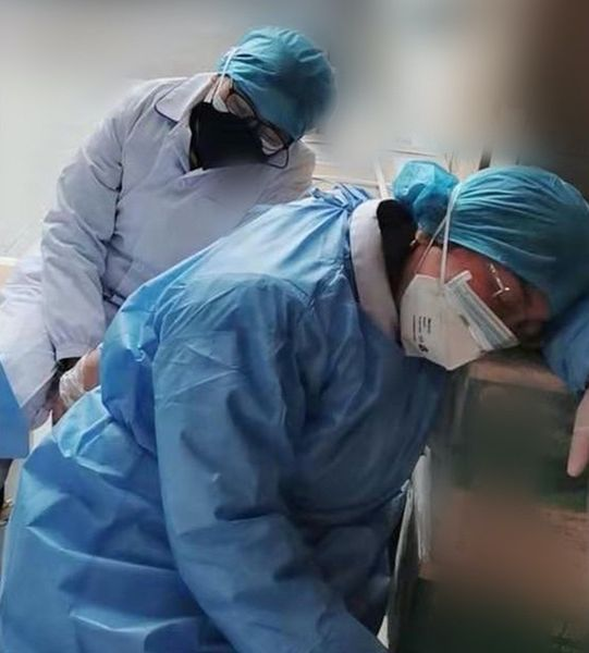 【獨家】武漢醫院人員:已經寫好了遺書