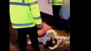 黑龍江封城恐怖一幕 女孩疑被警察扭斷脖子