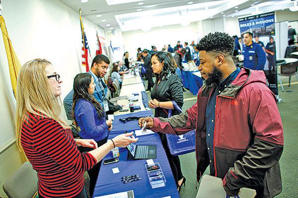 美1月增22萬就業人口