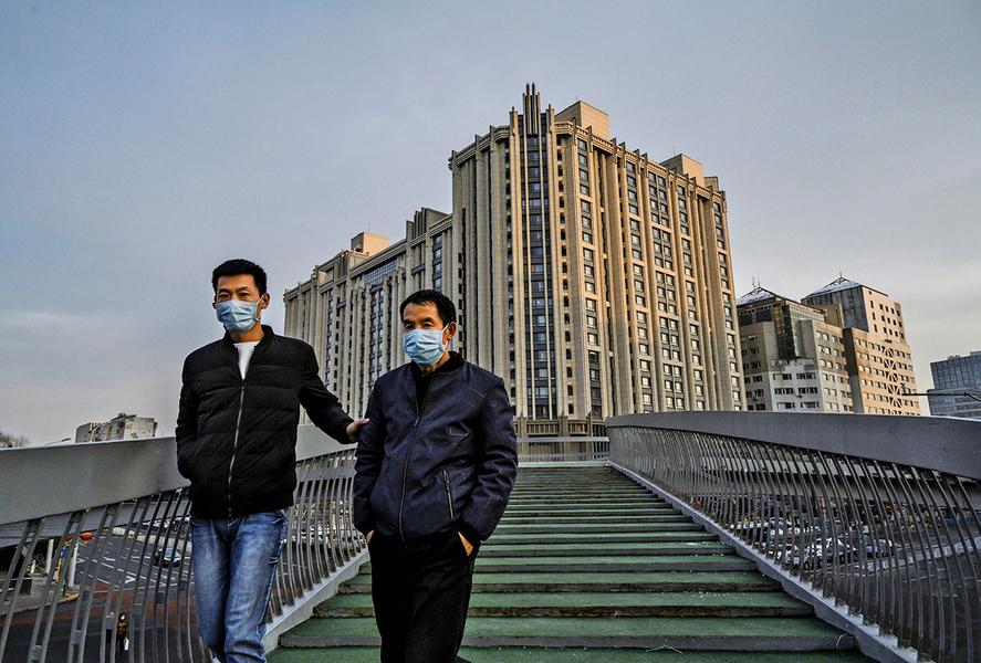 首位美國公民在武漢病逝