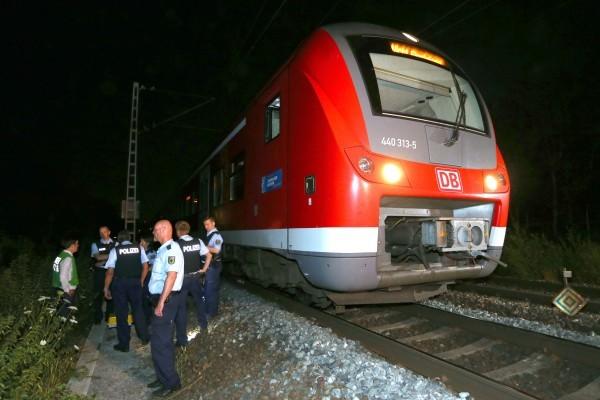 四港人在德國火車上被砍 IS聲稱負責
