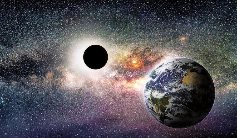 宜居行星可能繞黑洞運行嗎?