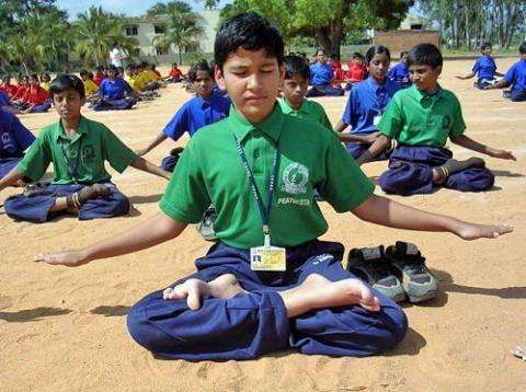 《印度時報》:法輪大法 修心向善 擯棄惡習