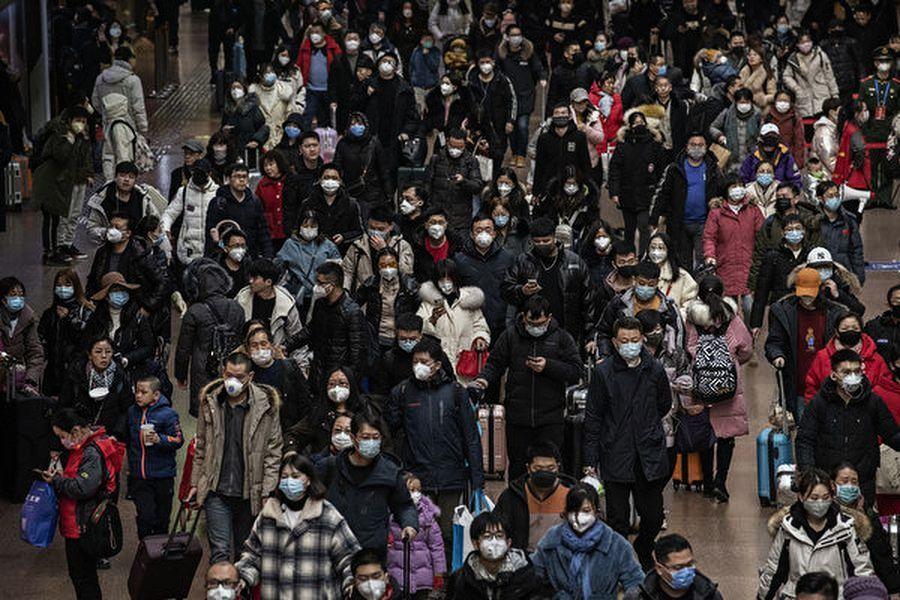 何清漣:武漢肺炎背後波譎雲詭的政治豪賭