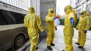 中國疫情傳出更慘消息 無人收屍被迫扔出家門
