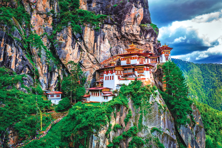 世界上最快樂的國家 不丹王國