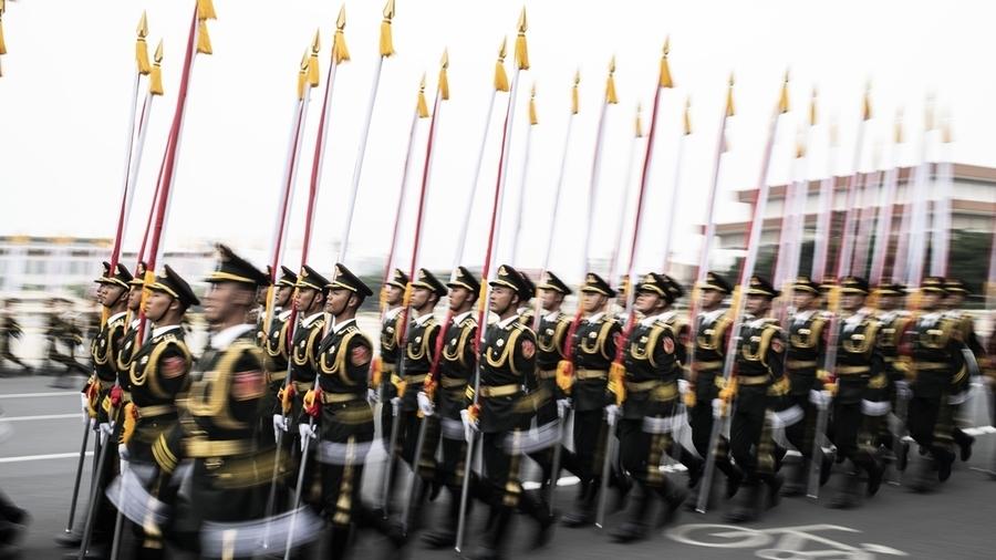 2500多名軍警被隔離 軍委頒12個緊急通知