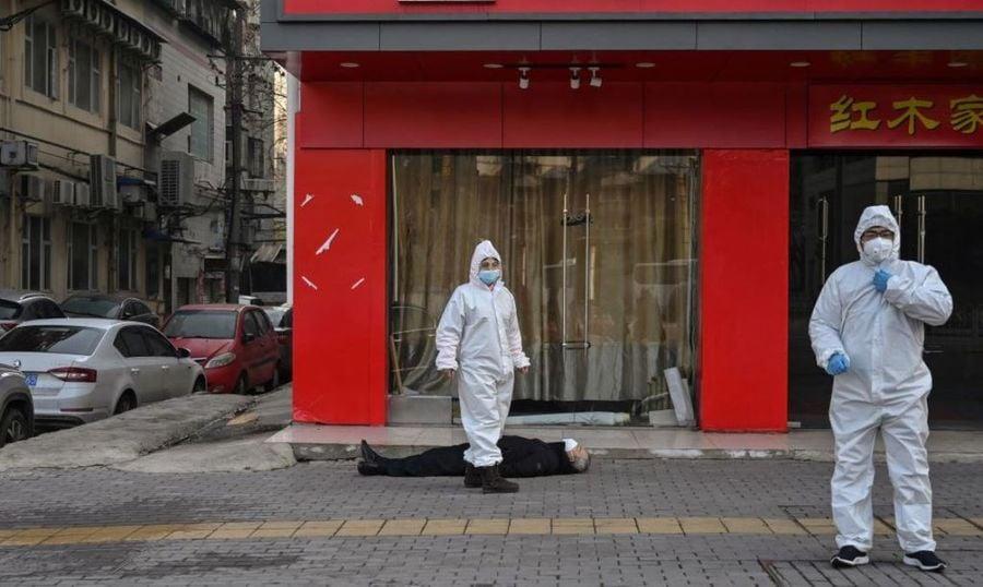 武漢醫護:前線同事已倒下好幾批 三十歲小伙突暈倒