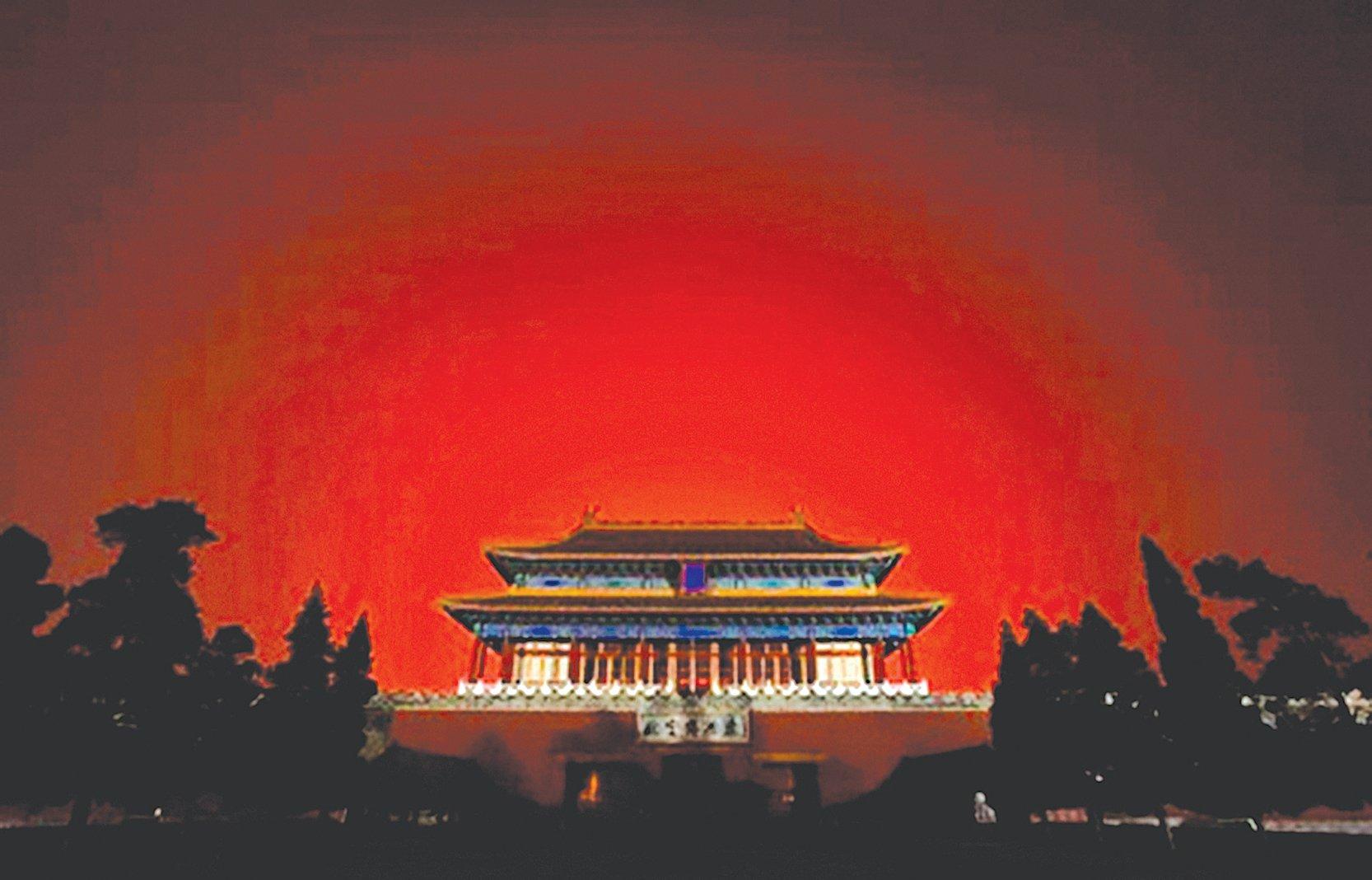 1月8日,中共在北京召開「不忘初心、牢記使命」主題教育總結大會,面對諸多困境,凸顯中南海已經黔驢技窮。(Getty Images)