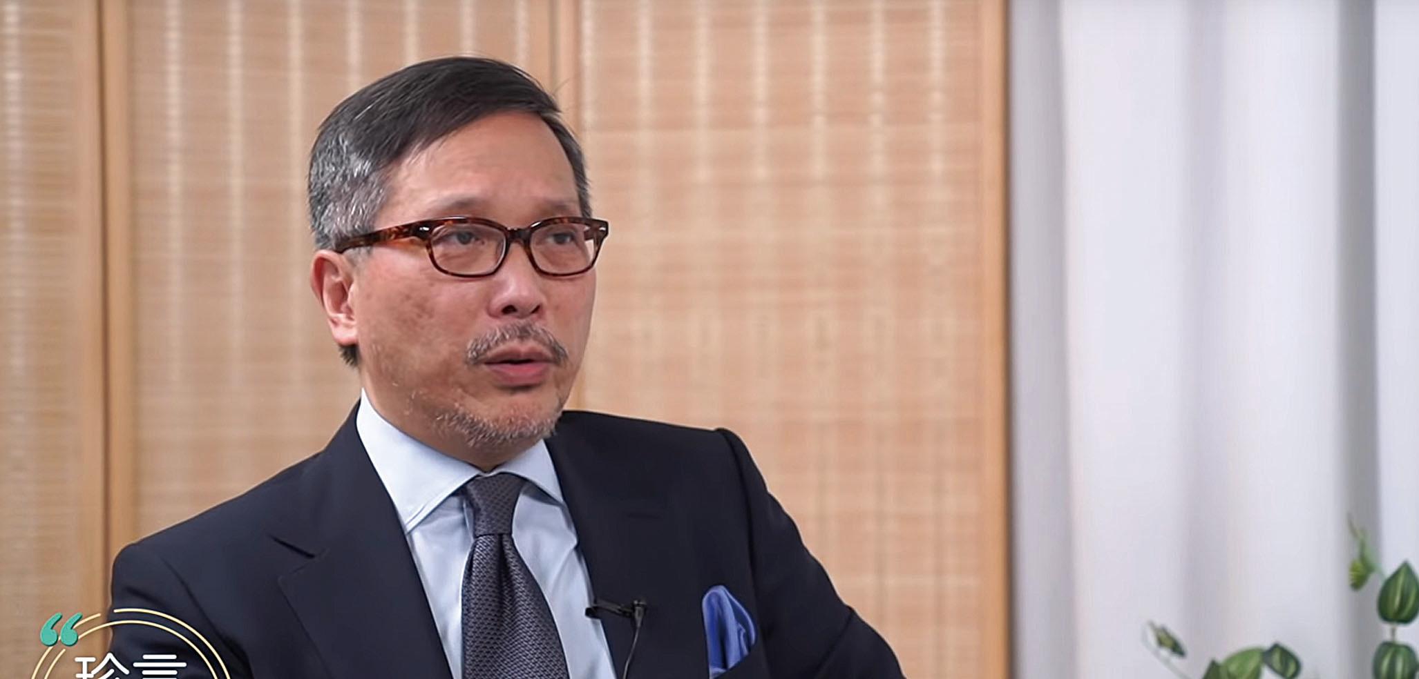作家兼資深時事評論員潘東凱。(影片截圖)