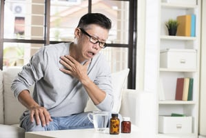 火燒心未必是胃出問題  恐是心肌梗塞